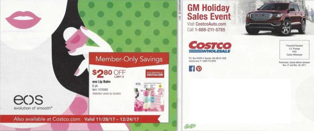 Costco December 2017 Coupon Book Page 17