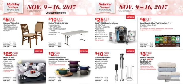 Costco 2017 Black Friday Ad Scan Page 3
