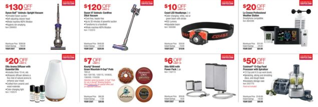 Costco Black Friday 2017 Ad Scan Page 5