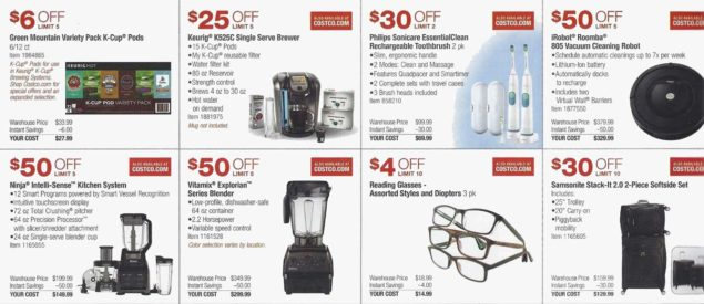 Costco December 2017 Coupon Book Page 5