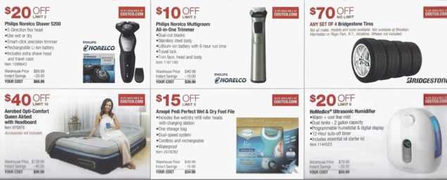 Costco December 2017 Coupon Book Page 6