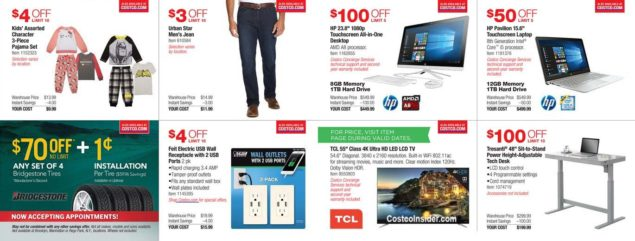 Costco 2017 Black Friday Ad Scan Page 6