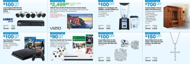 Costco Black Friday 2017 Ad Scan Page 7