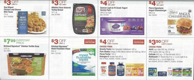 January 2018 Costco Coupon Book Page 14