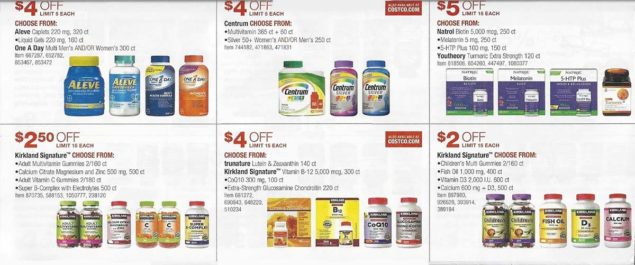 January 2018 Costco Coupon Book Page 16