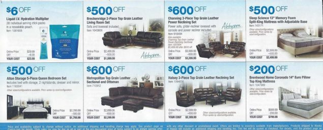 January 2018 Costco Coupon Book Page 19