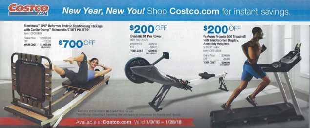January 2018 Costco Coupon Book Page 2