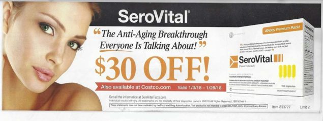 January 2018 Costco Coupon Book Page 22