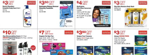 Costco February 2018 Coupon Book Page 11