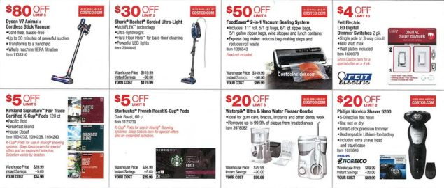Costco February 2018 Coupon Book Page 6