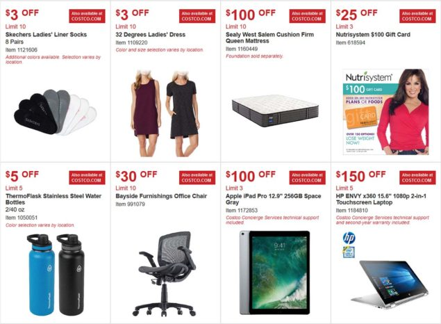 Costco Coupon March 2018 Page 2