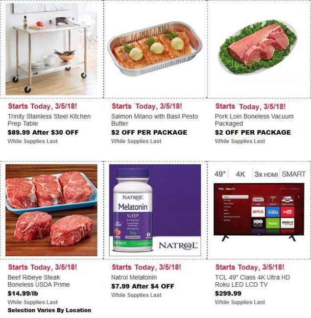 Costco March Hot Buys Page 3