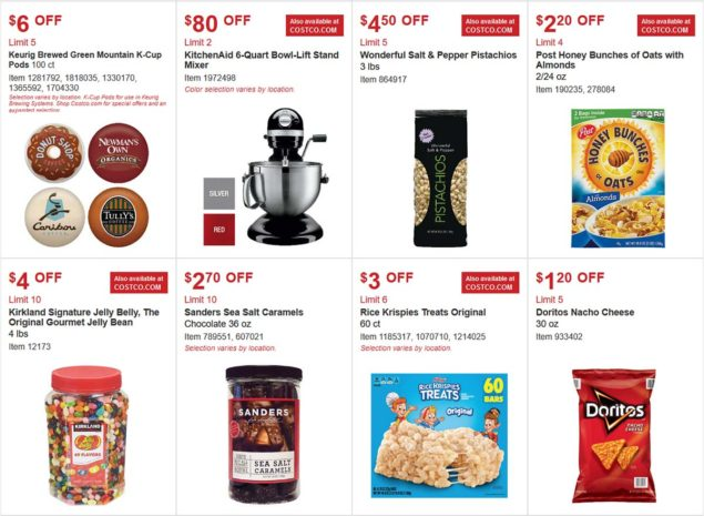 Costco Coupon March 2018 Page 5