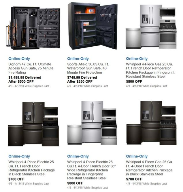 April 2018 Costco Hot Buys Page 9