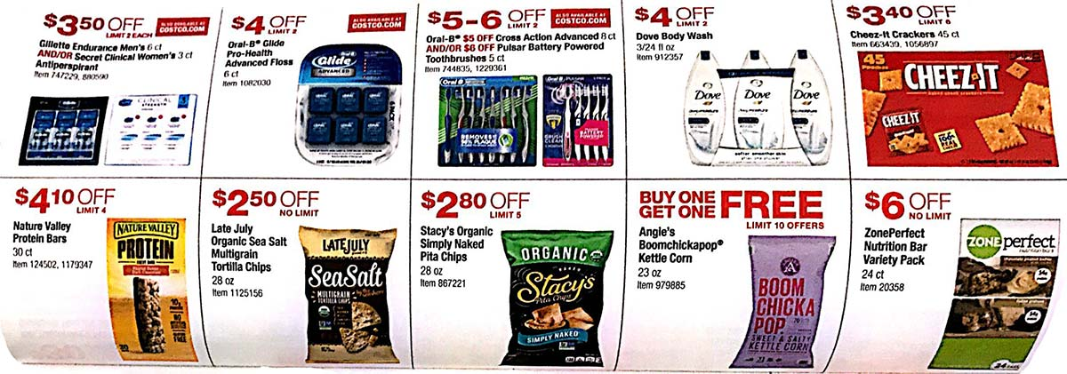 Costco Coupons May 2018 Page 14