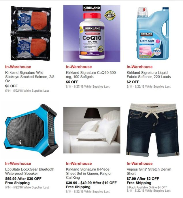 May Hot Buys Coupons Page 2