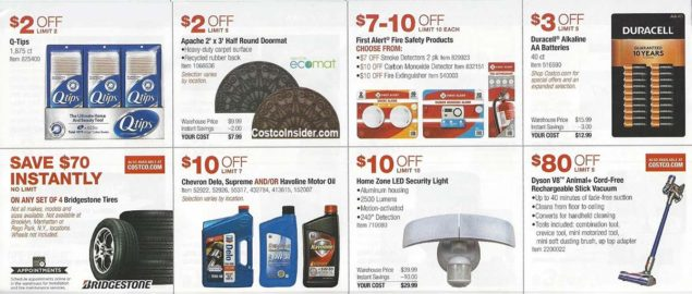 Costco Coupons July 2018 Page 11