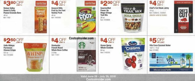 Costco Coupons July 2018 Page 14