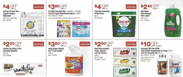 Costco Coupons July 2018 Page 17