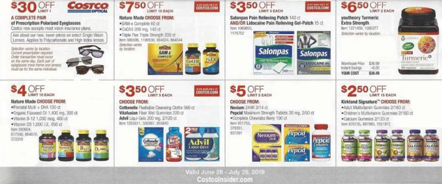 Costco Coupons July 2018 Page 18