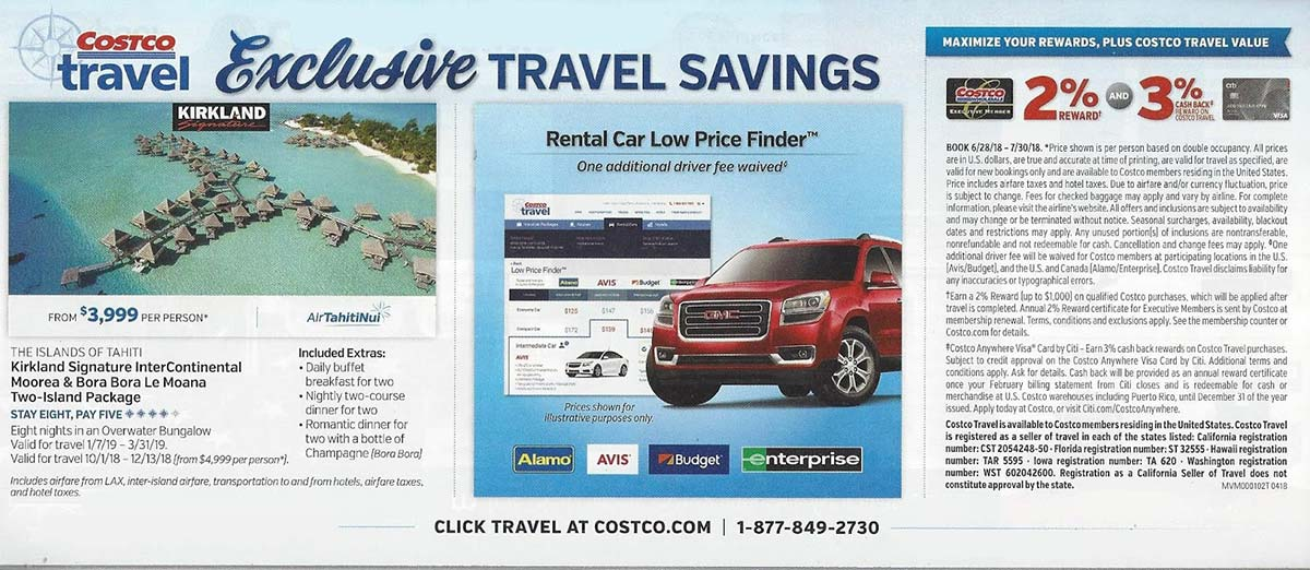Costco Coupons July 2018 Page 6