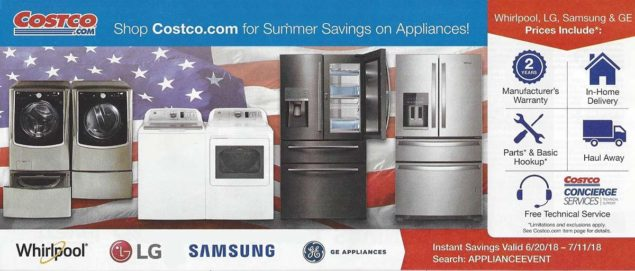 Costco Coupons July 2018 Page 7