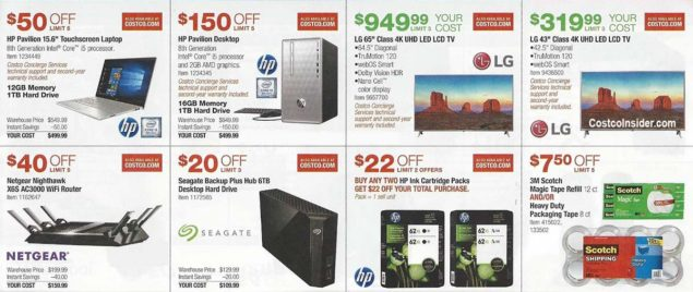 Costco Coupons July 2018 Page 9