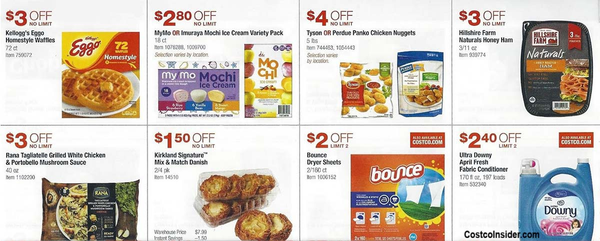 Costco August 2018 Coupon Book Page 18