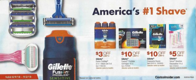 Costco August 2018 Coupon Book Page 5