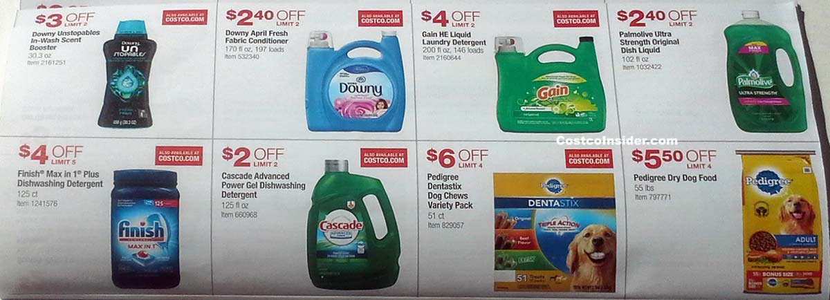 Costco October 2018 Coupon Book Page 17