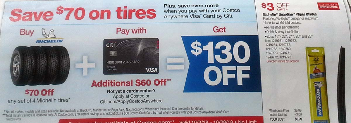 Costco October 2018 Coupon Book Page 22