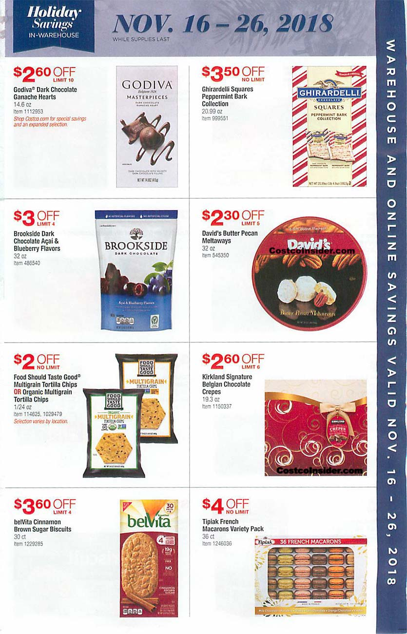 Costco Black Friday 2018 Ad Page 10