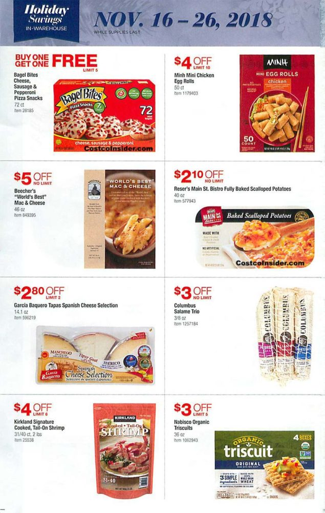 Costco Black Friday 2018 Ad Page 11