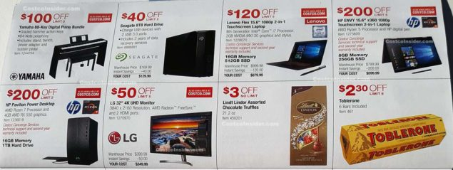Costco November 2018 Coupon Book Page 11