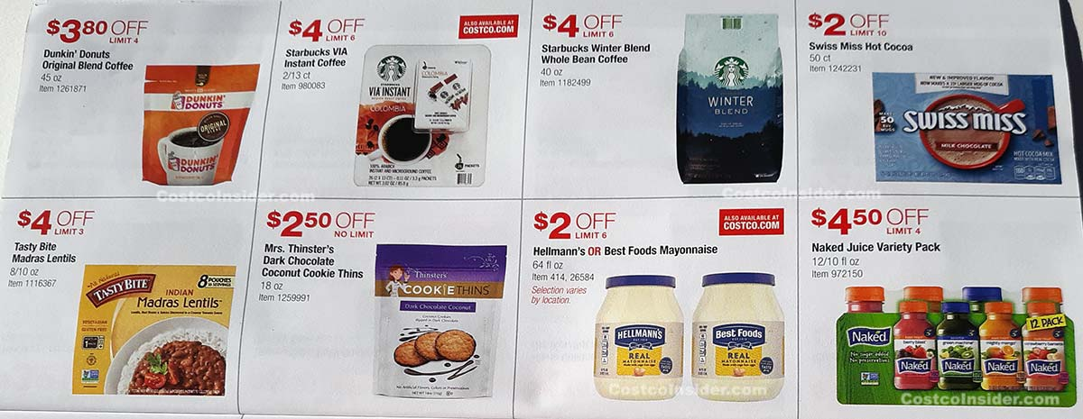 Costco November 2018 Coupon Book Page 13