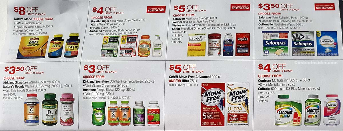 Costco November 2018 Coupon Book Page 17