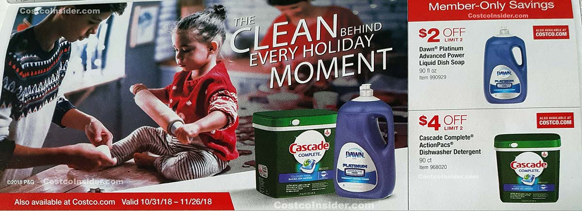 Costco November 2018 Coupon Book Page 21