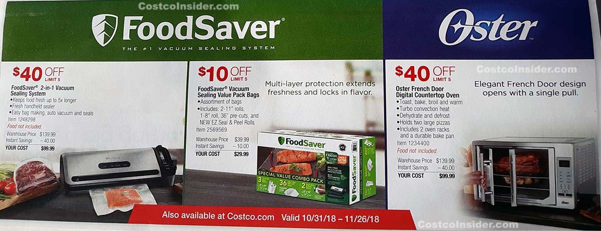 Costco November 2018 Coupon Book Page 22