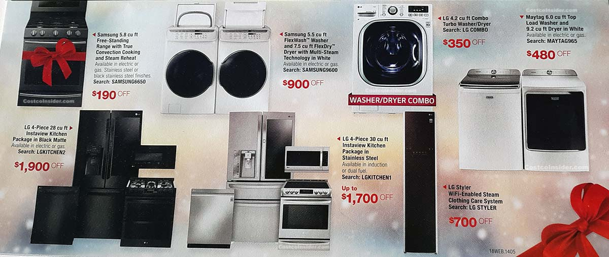 Costco November 2018 Coupon Book Page 6