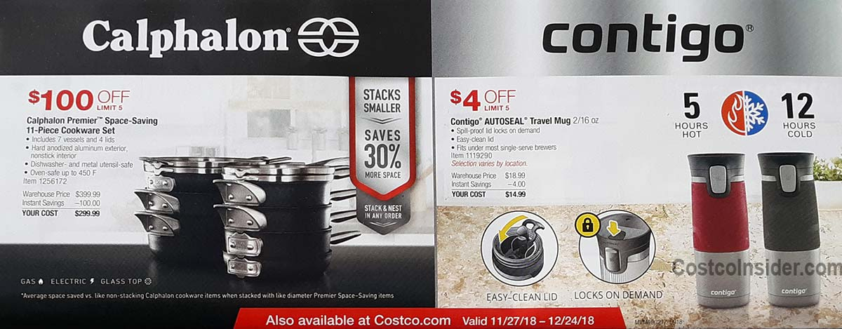Costco December 2018 Coupon Book Page 11