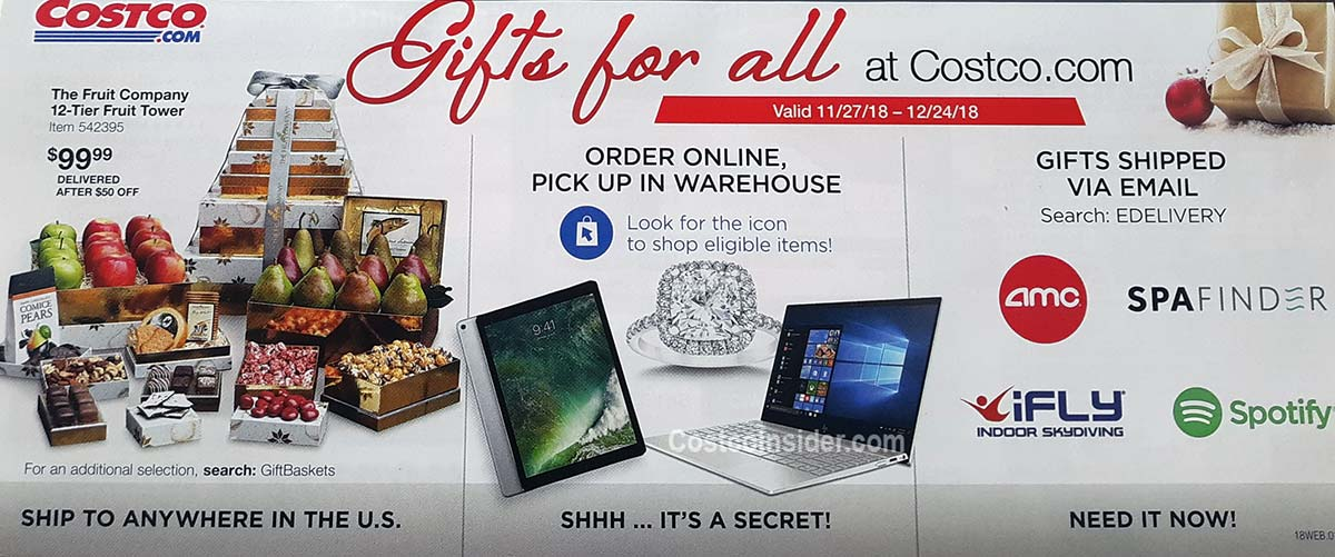 Costco December 2018 Coupon Book Page 14