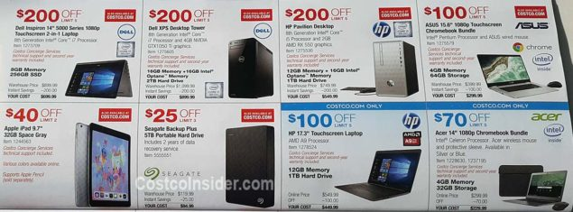 Costco December 2018 Coupon Book Page 17