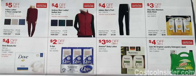 Costco December 2018 Coupon Book Page 21
