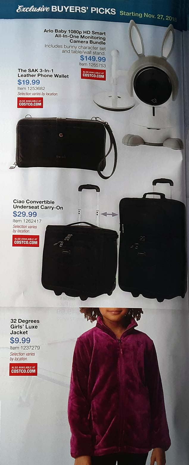 Costco December 2018 Coupon Book Page 5