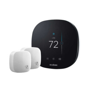 Ecobee with room sensors