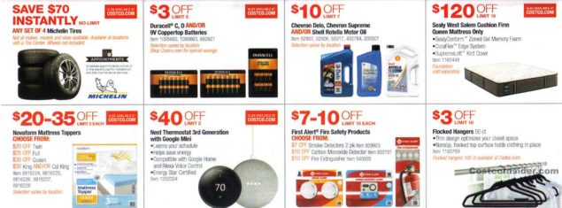 January 2019 Costco Coupon Book Page 10