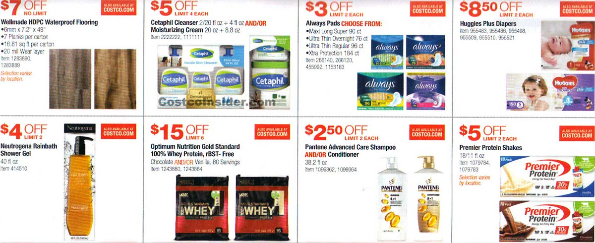 January 2019 Costco Coupon Book Page 11