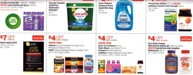 January 2019 Costco Coupon Book Page 17