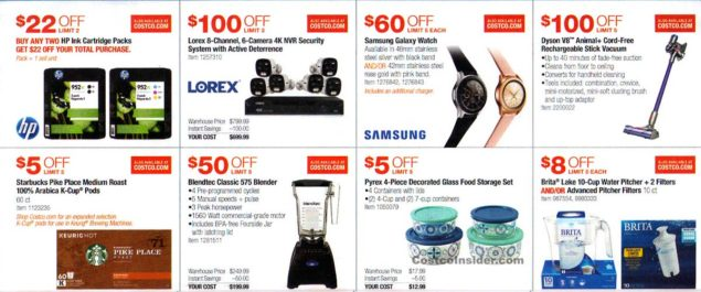 January 2019 Costco Coupon Book Page 9