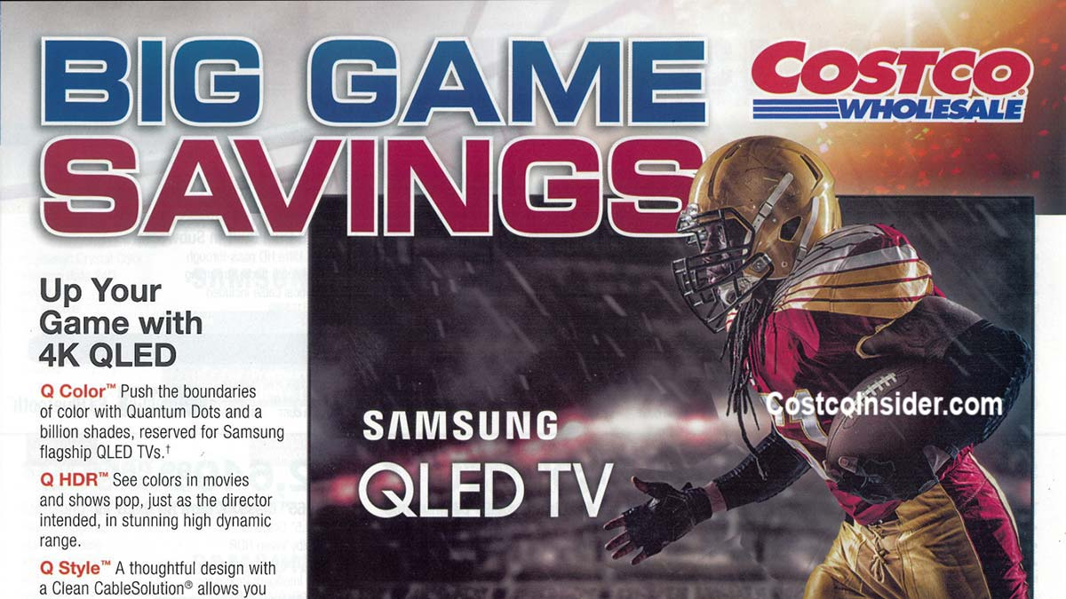 Big Game Savings Cover
